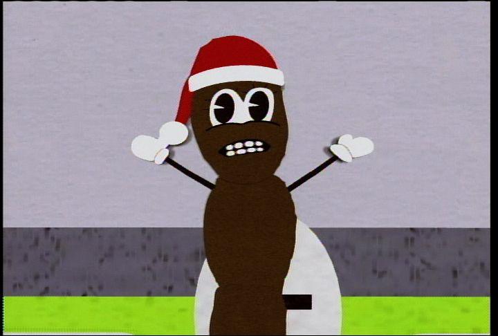 mr hankey visits kyle video clip south park studios - Hankey The Christmas Poo Song